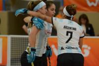 Apabullante victoria de las Águilas para meterse en las semifinales del Mundial