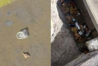 ¡Un asco! La odisea diaria de un vecino del centro sanjuanino