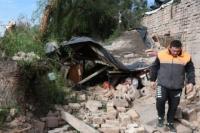 Tragedia en Mendoza tras el Zonda: una mujer murió aplastada por un árbol