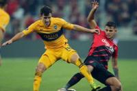 Un golazo de Mac Allister le dio la victoria a Boca ante Athletico Paranaense