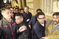 Reforzarán la custodia de Mauricio Macri luego de las fallas de seguridad en Córdoba