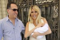 Vicky Xipolitakis denunció a Javier Naselli por violencia de género: asegura que la empujó y agarró del cuello