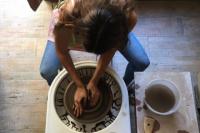 De Vuelta al Barro: el taller de cerámica que enamora a los sanjuaninos