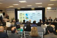 Minera Andina del Sol presentó sus resultados del último año y proyectos a futuro para San Juan