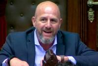 El diputado de Cambiemos Waldo Wolff recibió un ataque antisemita durante un acto de campaña