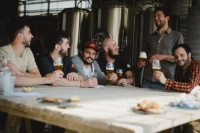Bar de Fábricas: el nuevo espacio donde el protagonista sos vos y las mejores cervezas artesanales de San Juan
