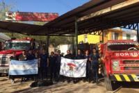 Presentarán un proyecto para beneficiar económicamente al cuartel de bomberos voluntarios de Caucete