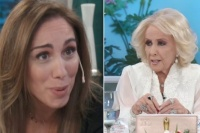 """""""¿Le perjudica ir en la boleta con Macri?"""": la pregunta de Mirtha Legrand que incomodó a Vidal"""
