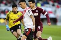 River venció a Lanús por 3-0