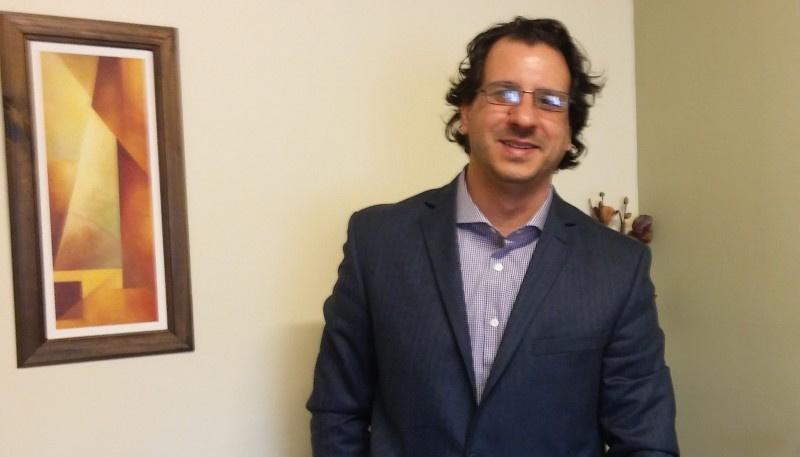 """Conrado Suárez Jofré: """"Tenemos el compromiso de llevar adelante toda la lucha por la legalización del aborto"""""""