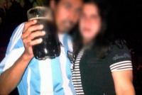 """Se filtraron fotos de una supuesta """"fiesta sexual"""" de futbolistas veteranos de La Rioja"""