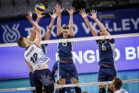 Con los sanjuaninos Pereyra y Lima, Argentina venció a Finlandia y quedó a un paso de Tokio 2020