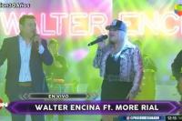 More Rial cantó por primera vez en Pasión del Sábado