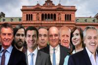 Estos son los precandidatos a presidente y vice de la Nación