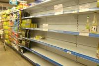 Denuncian faltantes y aumentos desmedidos de varios productos