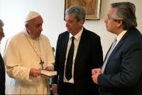 Afirman que el Papa Francisco tuvo