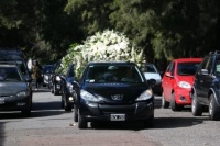 Despidieron los restos del hermano de Mirtha Legrand