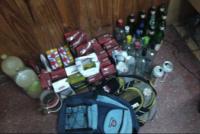 Caucete: aprehendieron a más de 70 menores en una fiesta clandestina