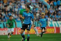 El verdinegro hace el debut de local ante Estudiantes (BA)