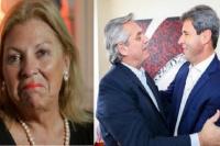 Lilita, contra Uñac y todos los gobernadores del PJ: