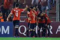 Independiente derrotó a Colón por 2-0