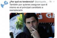 Twitter postuló como próximo DT de San Martín a ¡Forestello!