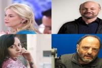 Quiénes fueron los famosos que apoyaron la marcha a Macri