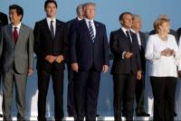 El G7 acordó ayudar a los países afectados por el incendio del Amazonas
