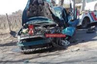 Chocaron tras ver el TC en El Villicum: al menos tres heridos