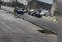 Insólito hecho en Caucete: se cayó el ataúd de un coche funebre en plena Diagonal Sarmiento
