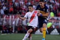 A una semana de la revancha, la CONMEBOL sancionó a Boca por el primer partido frente a River