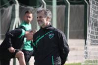 Grelak tiene una sola duda, para su debut como DT en San Martín
