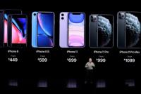 Así es el nuevo iPhone 11