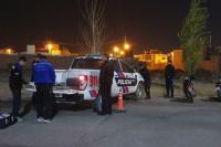 Un motochorro fue reducido en pleno robo y le secuestraron un arma de fuego