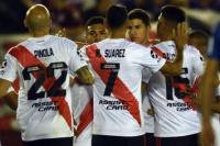 Sin brillar, River le ganó a Godoy Cruz y pasó a los cuartos de final de la Copa Argentina
