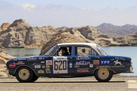 Reliquias por San Juan: los autos del Gran Premio Histórico se despidieron de la provincia