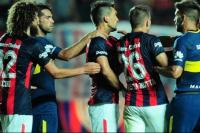 Con la vuelta de Emmanuel Mas a la titularidad, Boca visita a San Lorenzo
