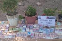 Jáchal: detuvieron a dos hermanos por vender cigarrillos de marihuana en el Día del Estudiante