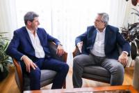 Cómo será la agenda de Alberto Fernández en su visita a San Juan