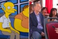 ¡Excelente! Las divertidas comparaciones de Macri con el Señor Burns