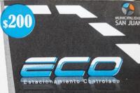 Desde octubre el ECO tendrá una nueva tarjeta