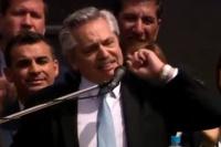 Alberto Fernández marcó la cancha y dijo que no quiere a Guido Sandleris al frente del Banco Central en su eventual gobierno