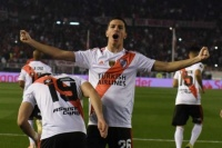 Muñecos bravos: River venció a Boca por 2-0