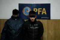 Detuvieron a un hombre en plena Av. Libertador que vendía cocaína en zona de boliches