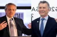 Alberto Fernández y su mensaje a Macri: