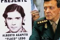 Comienza el juicio contra Milani por la desaparición del soldado Ledo