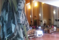 Militantes del Polo Obrero tomaron la Catedral en reclamo de comida, trabajo y viviendas