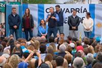 Macri en Olavarría: