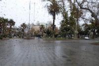 ¡A sacar el paraguas!: alerta por lluvias durante la tarde y la madrugada del lunes