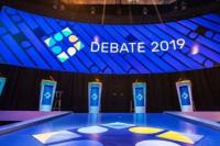 Los cuatro temas de los que se va a hablar en el primer debate presidencial